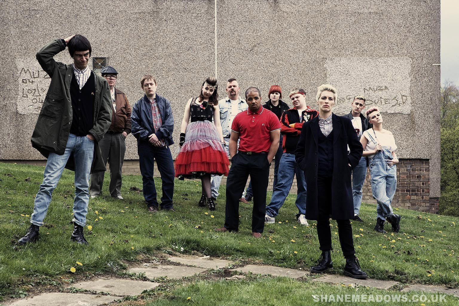 This is England 86 - Gruppenfoto