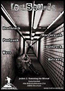 Lost Sounds im Zwischenfall Bochum