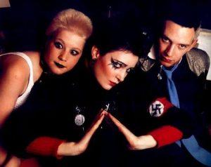 Siouxsie Sioux, Steve Severin, Debbie Juvenile