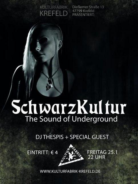 SchwarzKultur - The Sound of Underground
