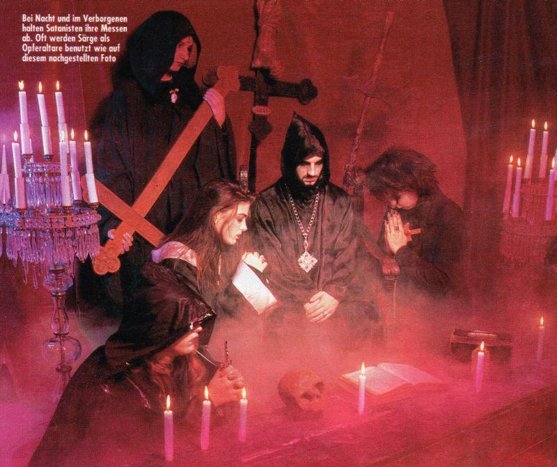Verfolgt vom Satan - Bravo #7 Februar 1997 - Teaser