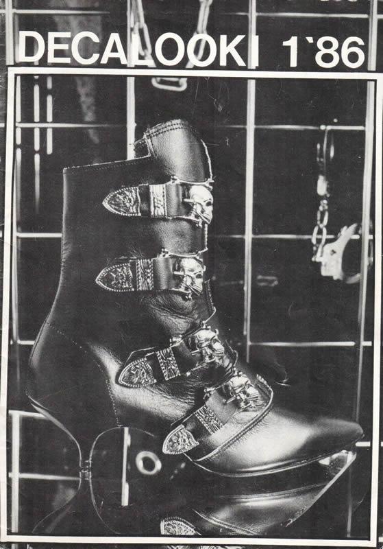 Dekadenz Decalook 1986