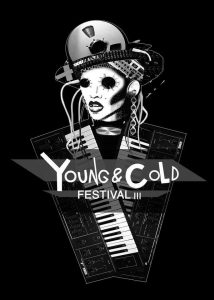 Young & Cold Plakat