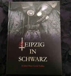 Leipzig in Schwarz - Buch