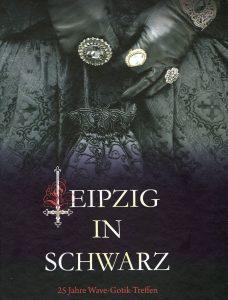 Leipzig in Schwarz - Coverscan