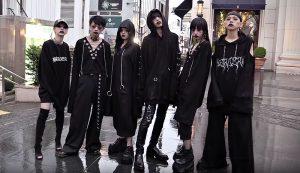 Bercerk Street Fashion - Screenshot Tokio Fashion