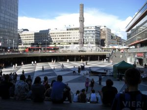 Stockholm - Platz