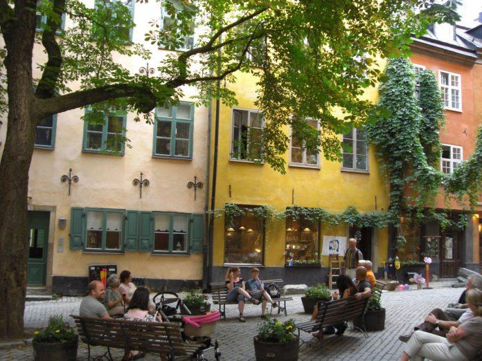 Stockholm 2008 - Innenstadt