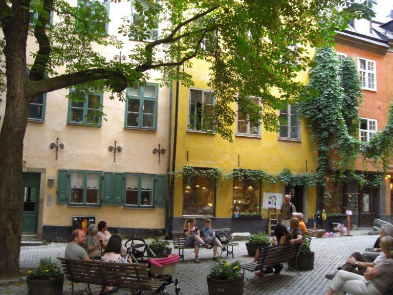 Tellerrandreisen – Stockholm, Stadt der stilsicheren Schweden