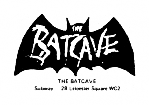 Batcave Logo