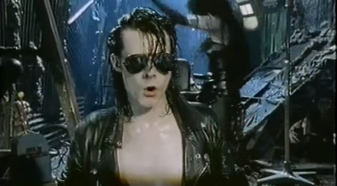 Andrew Eldritch - Screenshot - This Corrosion