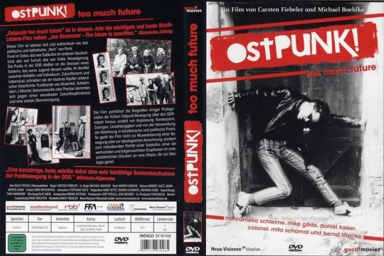 Dokumentation über den Punk in der DDR: ostPUNK! – too much future
