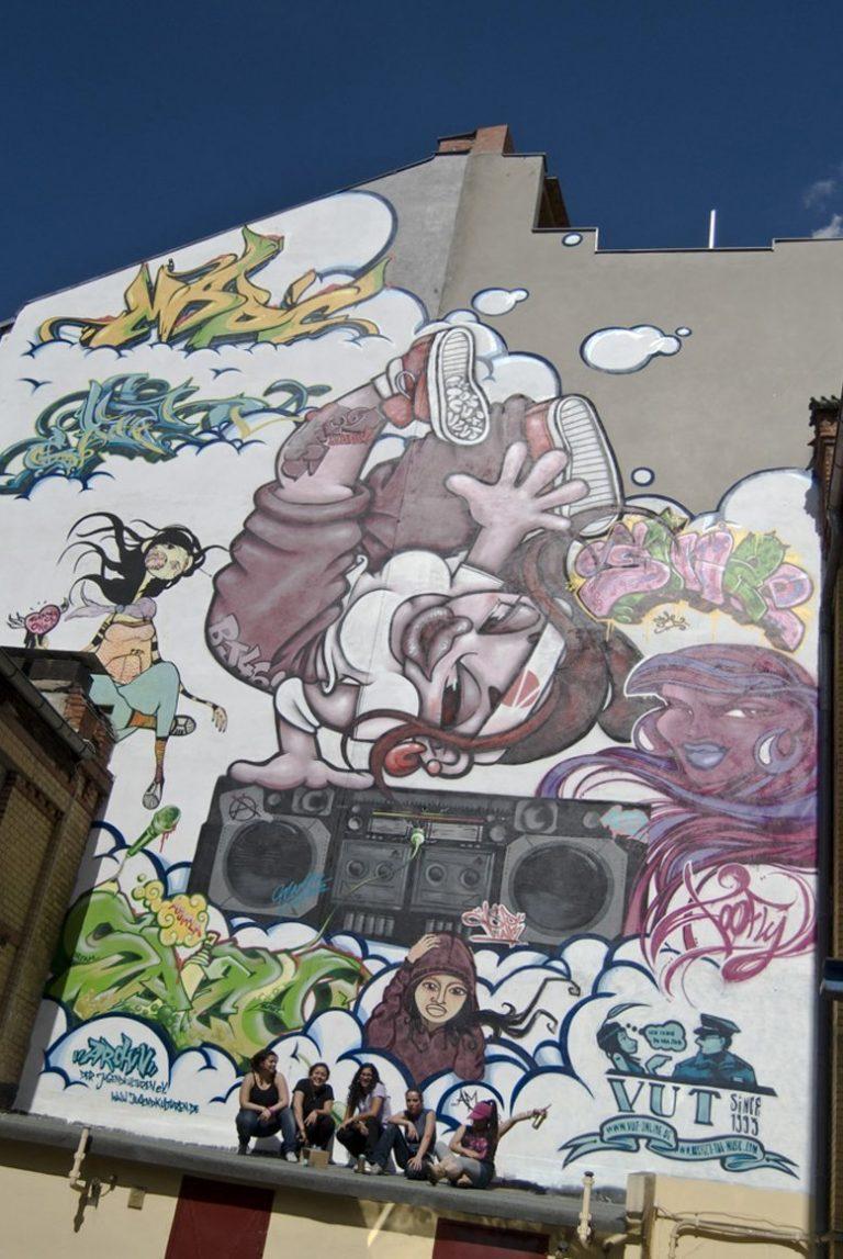 Das Archiv der Jugendkulturen in Berlin