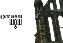 Whitby Gothic Weekend Banner