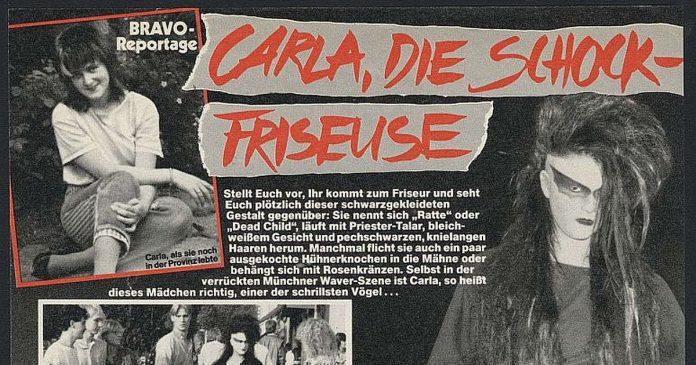 Carla die Schockfriseuse - Teaser
