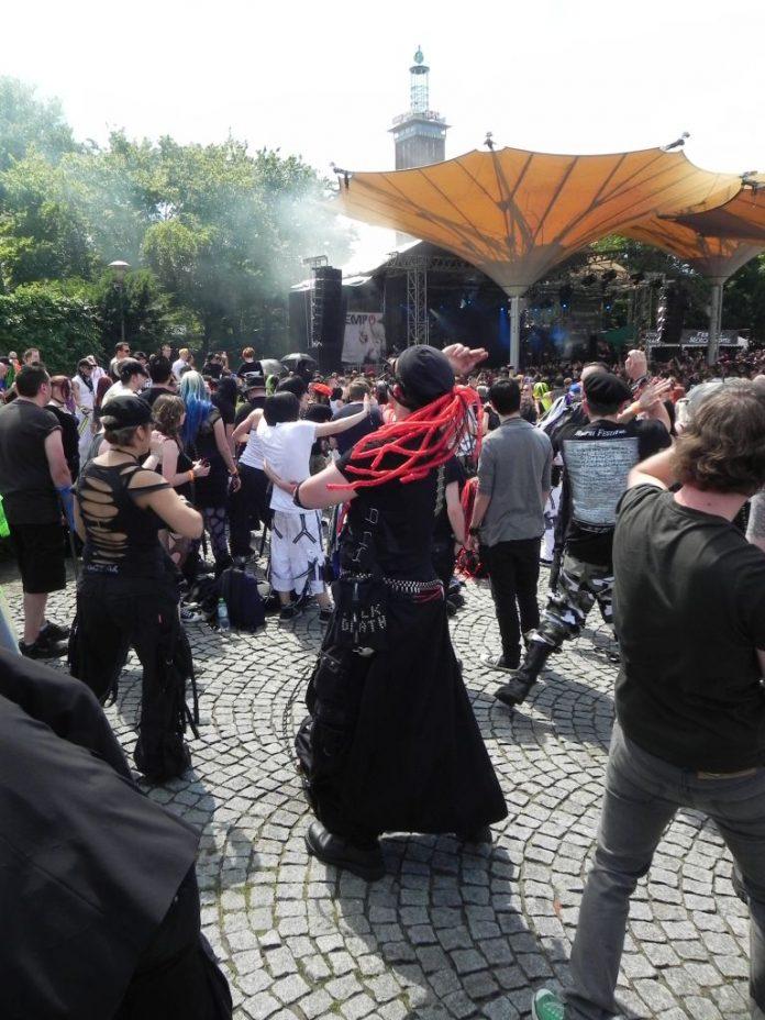 Cyberdance - Amphi 2012