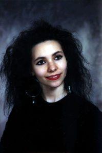 Portrait von Rosa