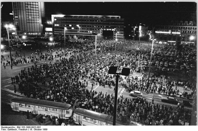 20 Jahre Mauerfall – Wir sind das Volk