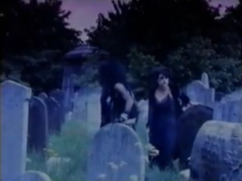 London 1987 – Ghouls and Gothics