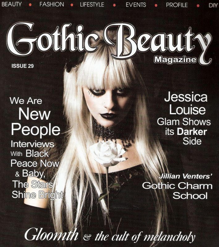 USA Magazin: Gothic Beauty #27