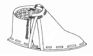 Der Schuh von Ötzi