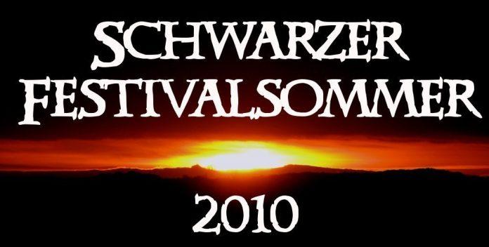 Schwarzer Festivalsommer 2010