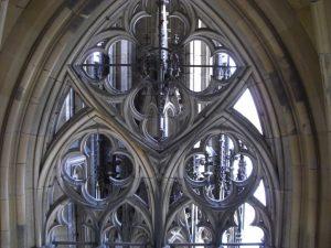 Gotische Architektur - Koelner Dom 2009