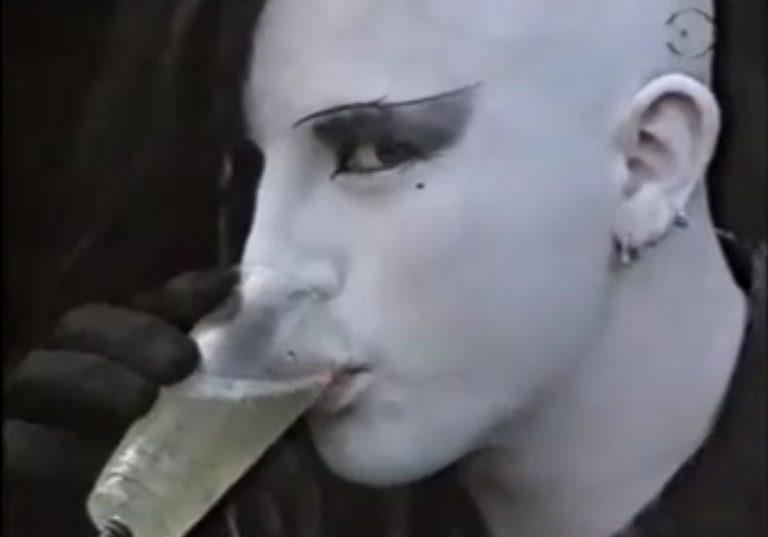 Videoarchiv: Gruftis auf dem Zillo-Festival in Durmersheim 1993