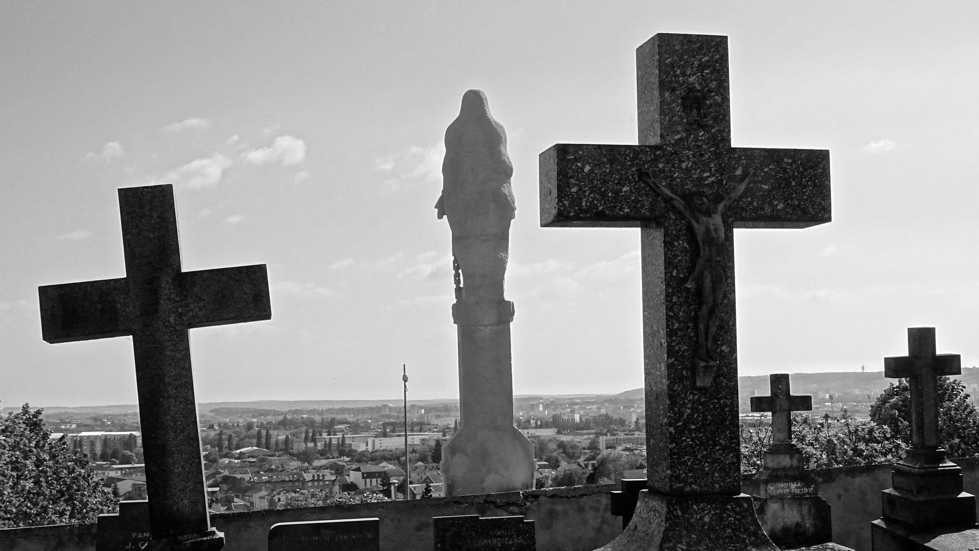 Schwarze Kreuz