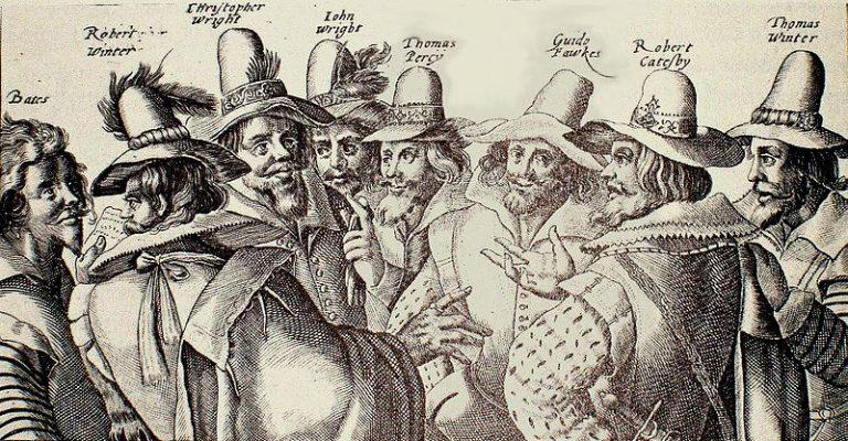 Guy Fawkes Gunpowder-Komplott: Remember, remember the 5th of November