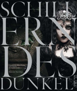 Schillerndes Dunkel - Alexander Nym - Cover