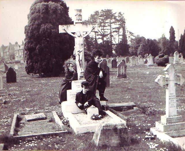 Ohne Worte: Friedhofserfahrung