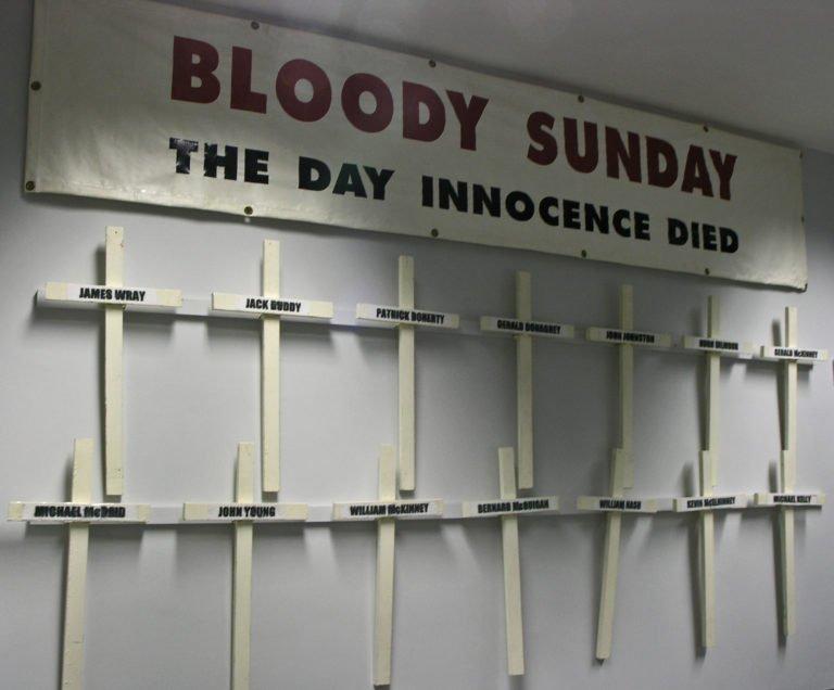 Bloody Sunday: Es geschah an einem Sonntag