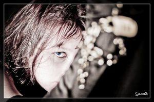 Gothic Friday 2011 - Sophie und das Auge