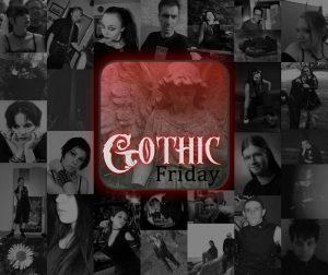 Gothic Friday vieler Menschen