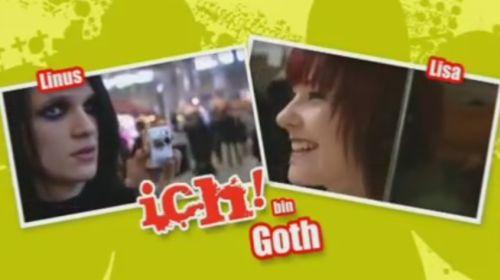 Neulich im KiKa: Ich bin Goth!