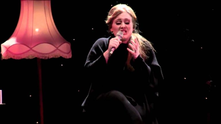Adele und Robert – This is not a lovesong