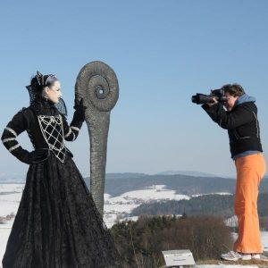 Rosa Chalybeia - Neubürg