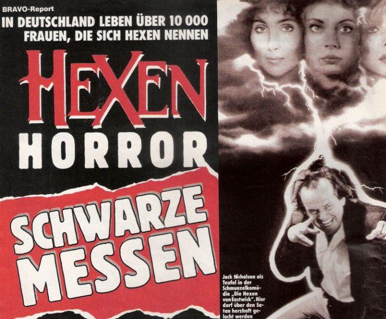 10.000 Hexen in Deutschland: Hexenhorror und Schwarze Messen (1987)