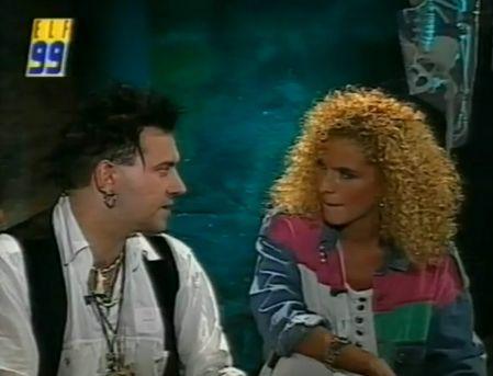 1993 - Frank Rummeleit bei Elf 99
