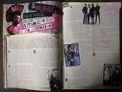 70er und 80er Jahre Kult im Magazin