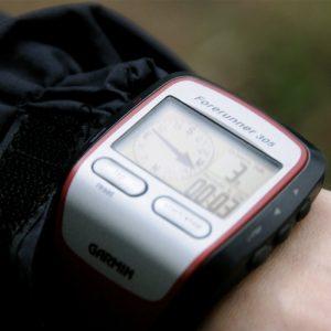 GPS Geocaching Uhr