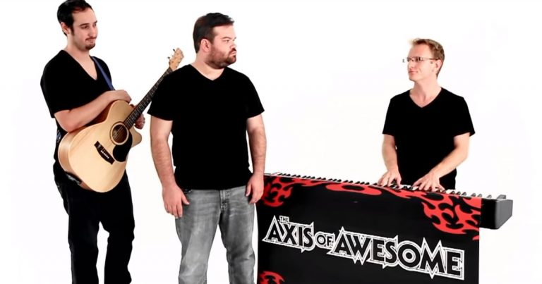 Video: Axis of Awesome – Wie Popmusik funktioniert