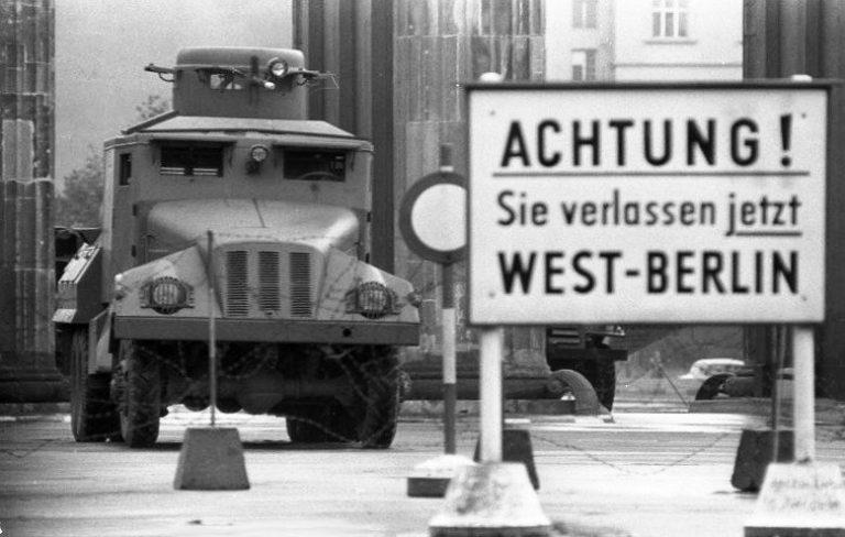 50 Jahre Mauer: Der antifaschistische Schutzwall als Souvenir