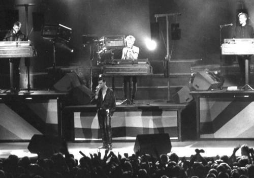 Depeche Mode in der DDR