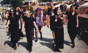 Gothic Friday Karnstein - Gruppe