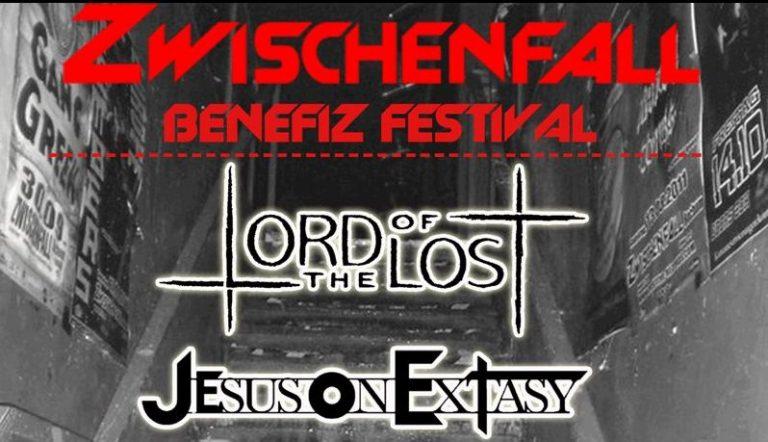 Zwischenfall Benefiz Festival am 22.10.2011 in Herne
