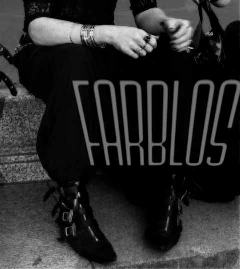 Farblos - Florian Dombach