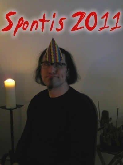 Spontis 2011: Der persönliche und subjektive Jahresrückblick (1)