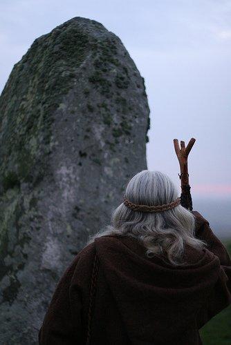 Wintersonnenwende Stonehenge